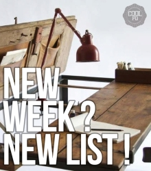 new week new list