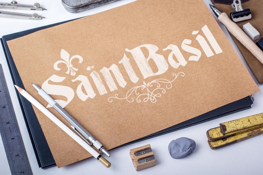 Saint Basil_logo_sketch scene